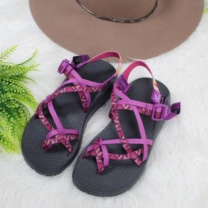 Chaco Women's Sandals W9 Purple/Pink New